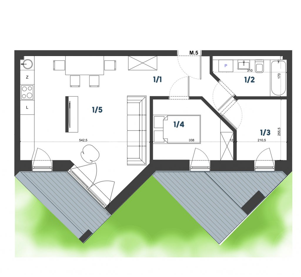 Mieszkanie M5
